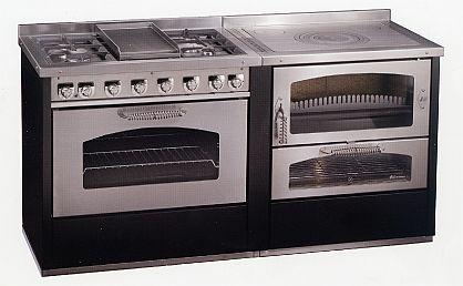 Cucine A Legna E Gas Combinate - Design Per La Casa - Aradz.com