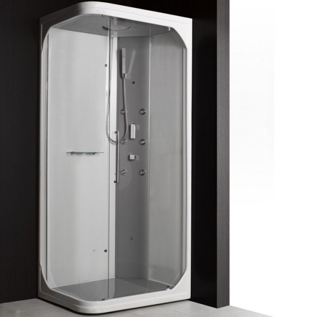 Box doccia multifunzione west bergamo - Cabine doccia multifunzione teuco ...